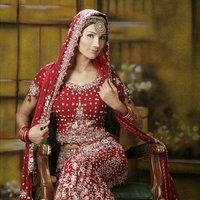 Wedding Dresses, Fashion, red, dress