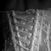 Corset, Pnina tornai, Marisa harris, Corset wedding dress
