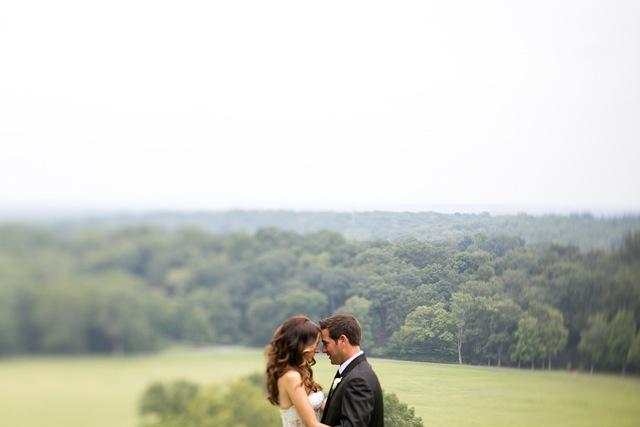 Outdoor wedding, Marisa harris, Natirar