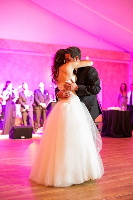 Bride, Groom, Dance, Wedding, Ballroom, Marisa harris