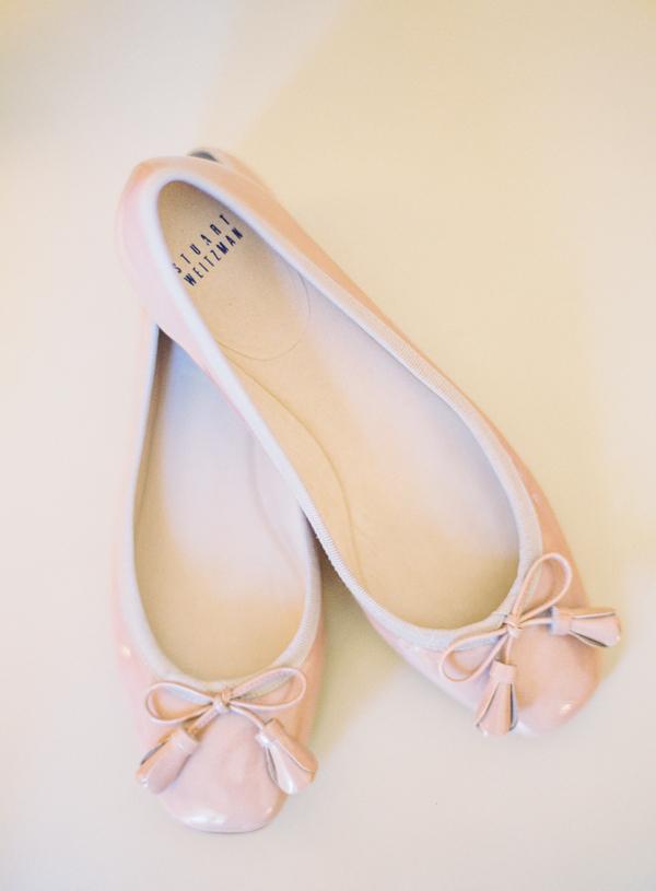 pink, Shoe, Stuart weitzman, Elisha david, Ballet flat