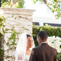 Veils, Fashion, Veil, Outdoor wedding, Beverly hills, Elisha david