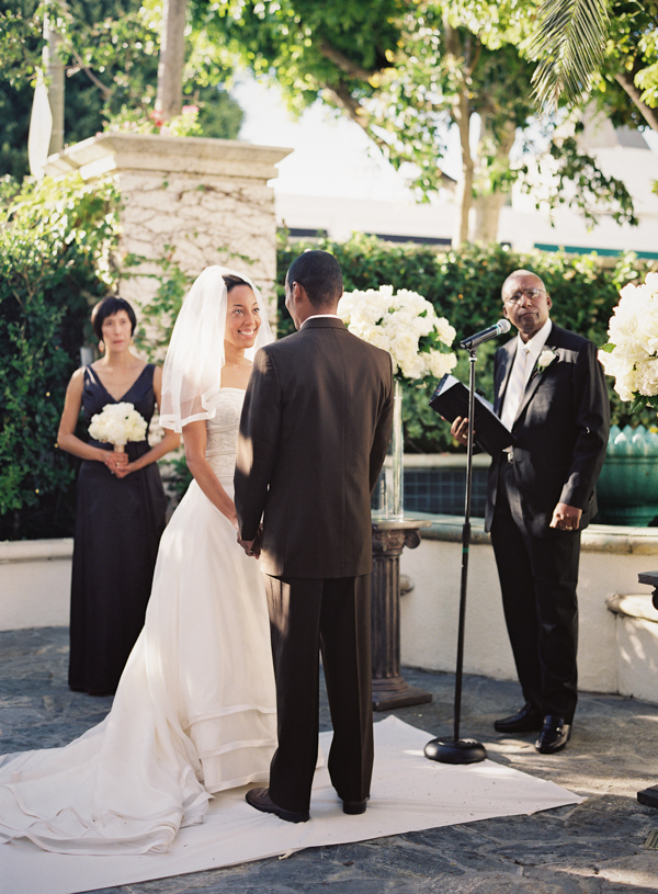 Outdoor ceremony, Outdoor wedding, Elisha david
