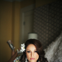 Beauty, Makeup, Bride, Getting, Ready, Robe, Old hollywood, Marlysa john