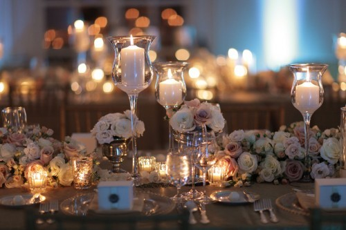 Reception, Flowers & Decor, Inspiration board