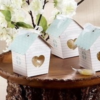 DIY, Reception, Flowers & Decor, Favors & Gifts, blue, favor, Favors, Garden, Garden Wedding Favors & Gifts, Wedding, Bird, Inspiration board, Packaging