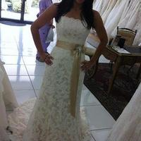 Wedding Dresses, Fashion, white, gold, dress, Wedding