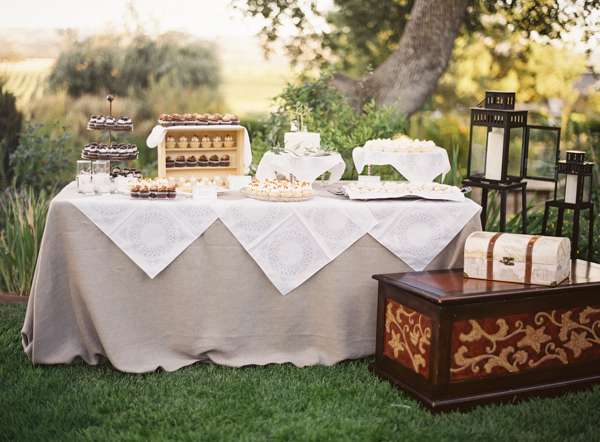 Rustic, Outdoor, Dessert table, Jessica shawn