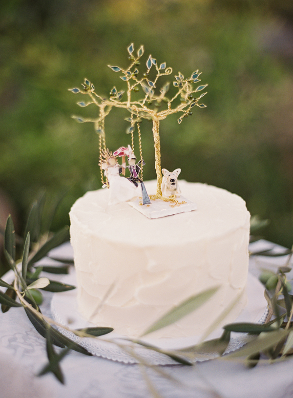 Cakes, cake, Branches, Topper, Olive, Mini cake, Jessica shawn