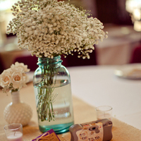 Reception, Flowers & Decor, purple, brown, Rustic, Rustic Wedding Flowers & Decor, Table