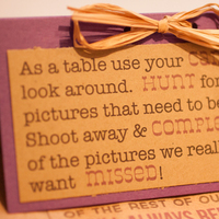 Reception, Flowers & Decor, purple, Cards, Table, For, I, Spy