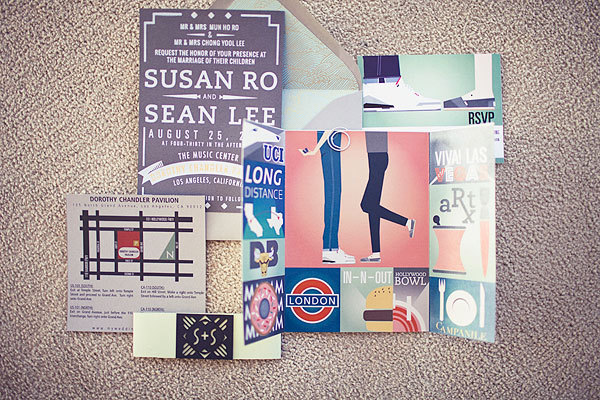Stationery, Modern, Invitations, Bright, Contemporary, Funky, Trendy, Susan sean