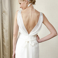 Wedding Dresses, Fashion, white, dress, Fall, Low, Wedding, Bridal, Back, Amy, Kuschel, 2013, Fall Wedding Dresses