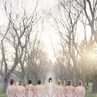 Bridesmaids, Bridesmaids Dresses, Fashion, ivory, pink, Champagne, Light, Neutral, Taupe, Blush, Meagan david