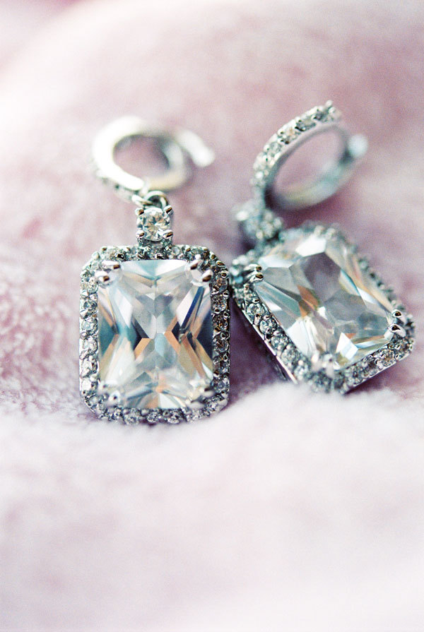 Jewelry, pink, Earrings, Classic, Wedding, Romantic, Diamond, Drop, Meagan david