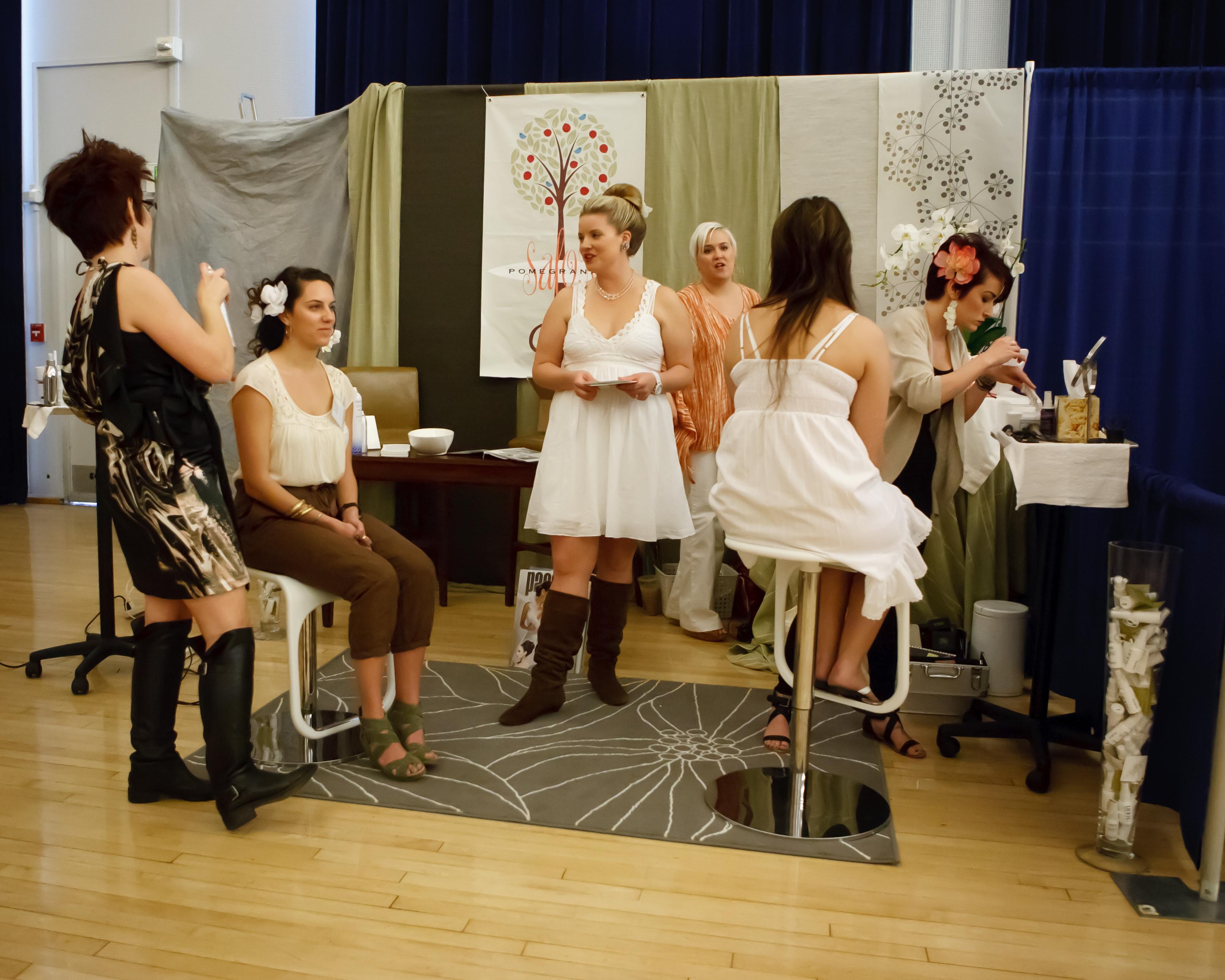 Beauty, Bridesmaids, Bridesmaids Dresses, Fashion, Makeup, Hair, Consultation