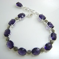Jewelry, purple