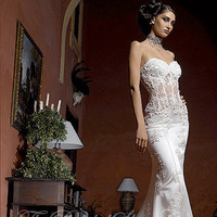 Ceremony, Flowers & Decor, Wedding Dresses, Fashion, white, dress, My