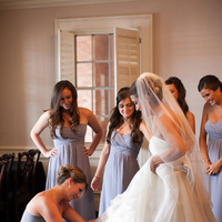 Veils, Fashion, Bride, Veil, Grey, Bridesmaid, Texas, Watters, Helping, Carly darion