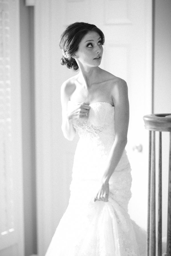 Bride, Portrait, Bridal, Lace, Sweetheart, Strapless, Allure, Heather david