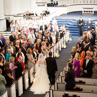 Ceremony, Flowers & Decor, Classic, Vows, Church, Texas, Carly darion
