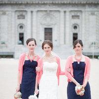 pink, blue, Classic, Bridesmaid, Navy, Preppy, Annapolis, Heather david