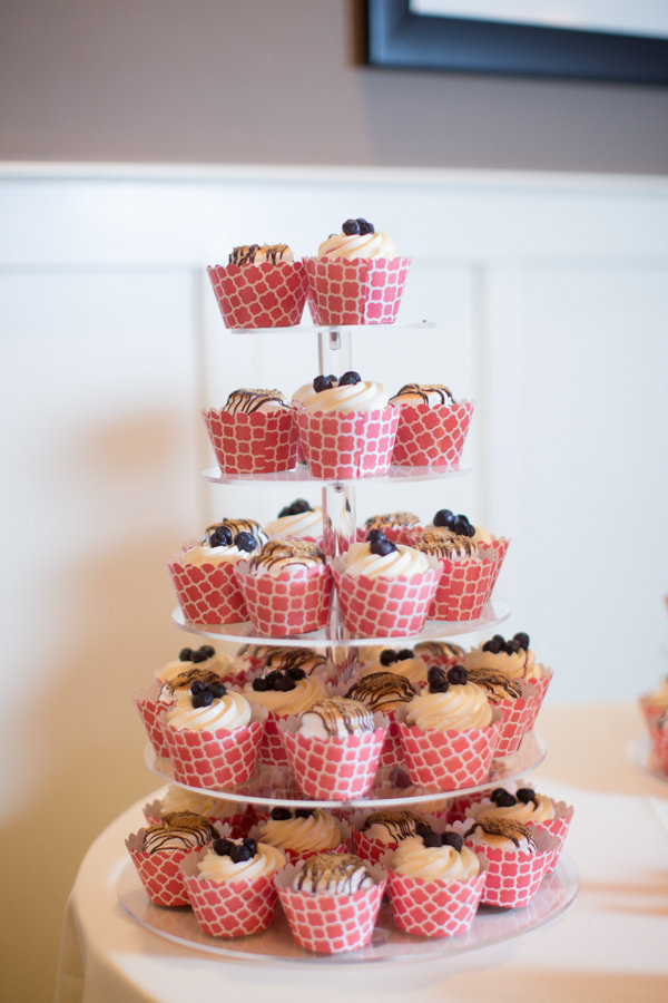pink, blue, Dessert, Cupcake, Bar, Preppy, Heather david