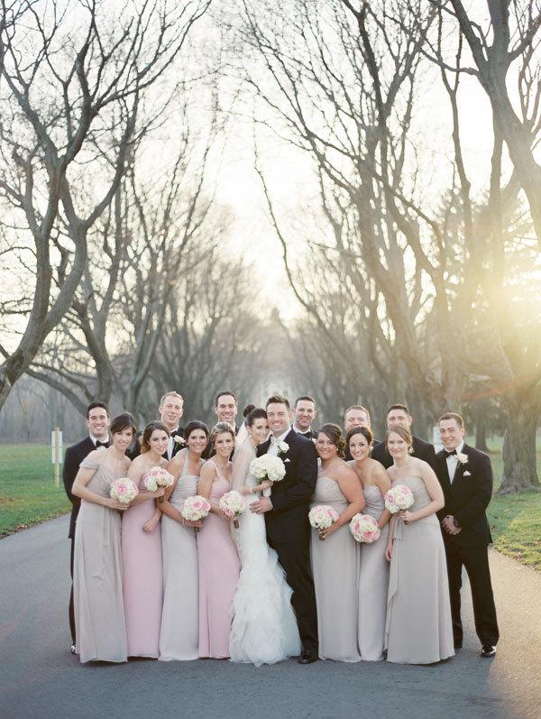 pink, Classic, Romantic, Elegant, Formal, Blush, Sophisticated, Meagan david