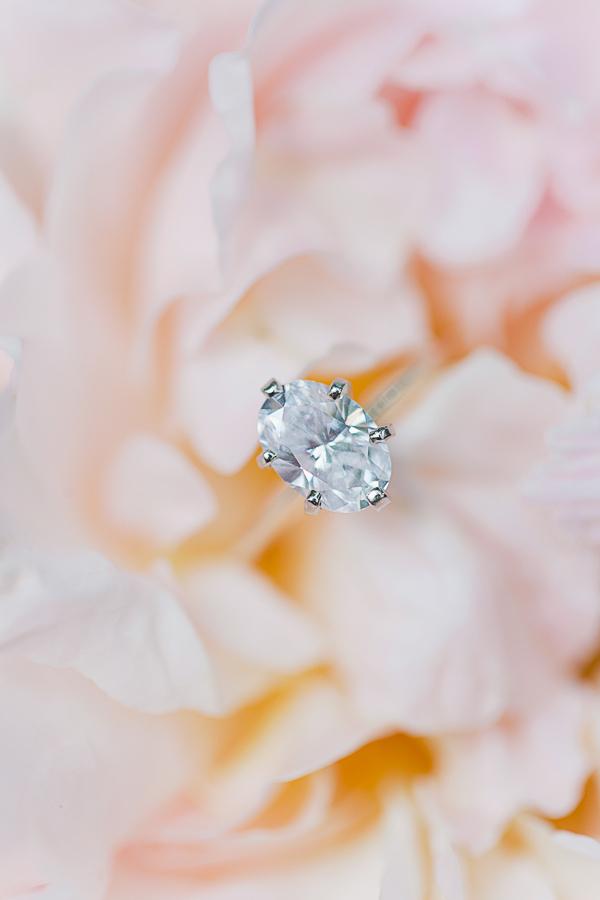 Flowers & Decor, pink, Flowers, Ring, Engagement, Diamond, Brittany jason
