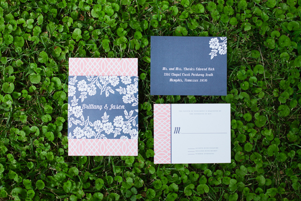 Stationery, white, pink, Invitations, Mrs, Preppy, Post, Brittany jason