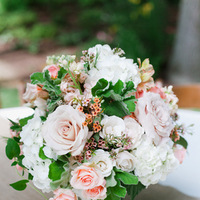 Flowers & Decor, ivory, pink, green, Centerpieces, Spring, Classic, Flowers, Southern, Classic Wedding Flowers & Decor, Centerpiece, Peach, Floral, Preppy, Brittany jason