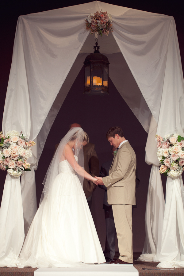 Ceremony, Flowers & Decor, Classic, Southern, Vows, Preppy, Drapes, Brittany jason