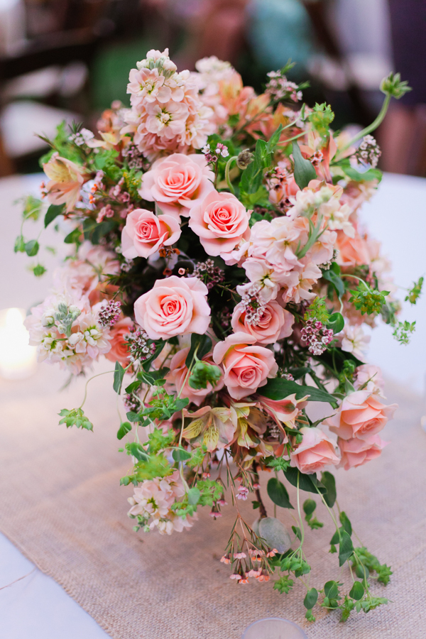 Flowers & Decor, pink, Classic, Flowers, Southern, Classic Wedding Flowers & Decor, Roses, Brittany jason