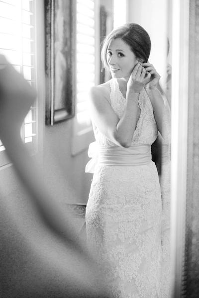 white, black, Bride, Portrait, And, Lace, Victoria john