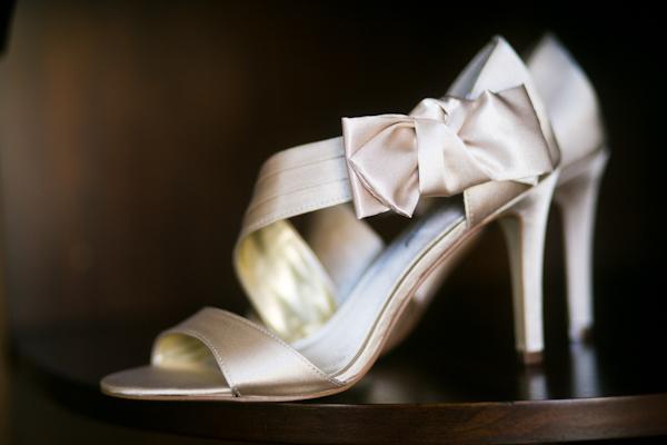 Shoes, Fashion, white, Bride, Satin, Bow, Victoria john, satin wedding dresses
