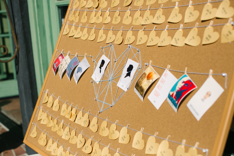 DIY, Seating, Chart, Crafty, Katie jacob, Corkboard