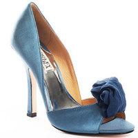 Shoes, Fashion, blue, Badgley, Mischka