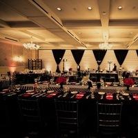 Flowers & Decor, Decor, white, black, Wedding, Ballroom, Graphic, Lauren mike