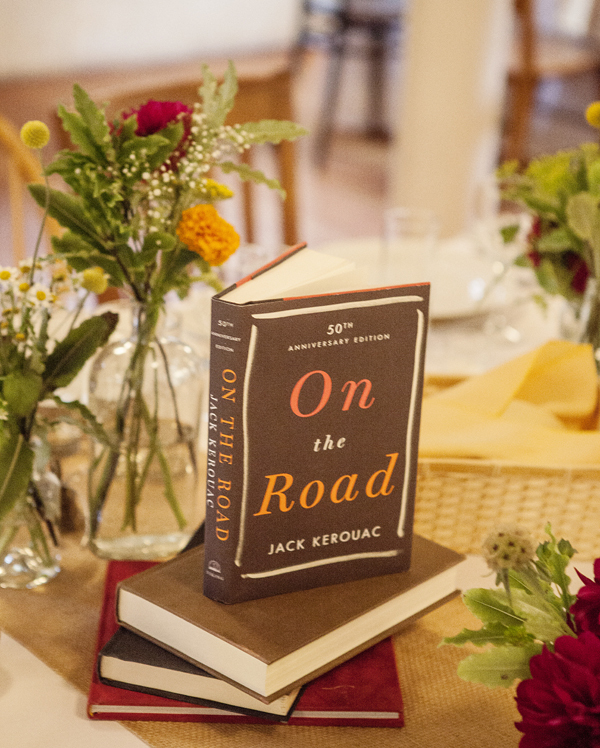 Rustic, Wedding, Table, Book, Number, Library, Kalista kyle