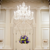 white, purple, Fall, Wedding, Chandelier, Formal, Chicago, Museum, History, Michelle marty