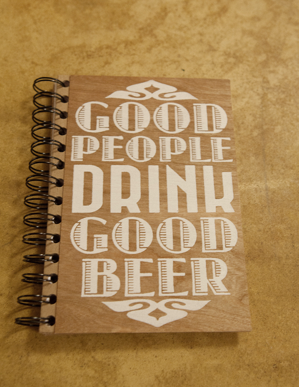 Beer, Graphic, Bible, Kalista kyle, Notebook
