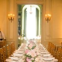 Reception, Flowers & Decor, pink, Centerpieces, Spring, Classic, Centerpiece, Elegant, Formal, Library, Eliza don