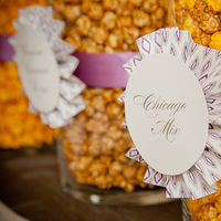 Favors & Gifts, yellow, purple, Favors, Food, Wedding, Drink, Popcorn, Michelle marty