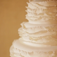 Cakes, white, cake, Rustic, Southern, Tiered, Emily ben