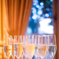 Reception, Flowers & Decor, ivory, Champagne, Eliza don