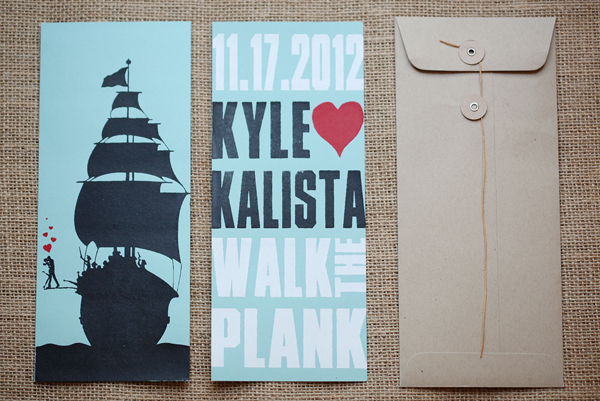 Stationery, blue, invitation, Invitations, Wedding, Boat, Navy, Graphic, Kalista kyle