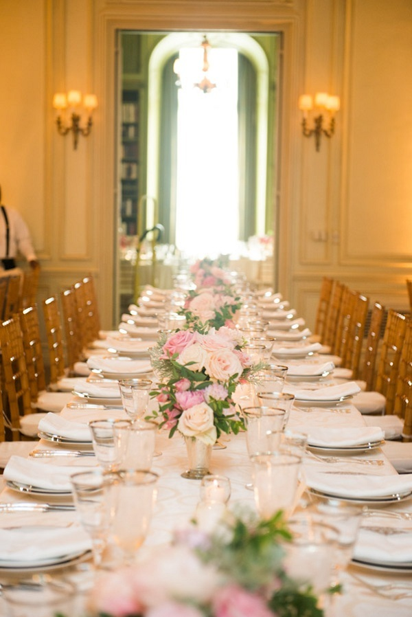 Reception, Flowers & Decor, pink, Centerpieces, Spring, Classic, Centerpiece, Elegant, Formal, Library, Eliza don