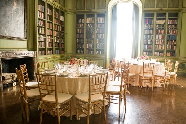 Reception, Flowers & Decor, Classic, Elegant, Formal, Library, Eliza don
