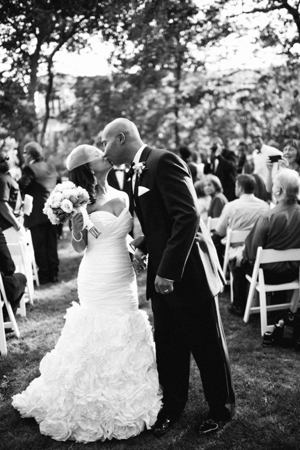Ceremony, Flowers & Decor, Outdoor, Kiss, Aisle, Eliza don