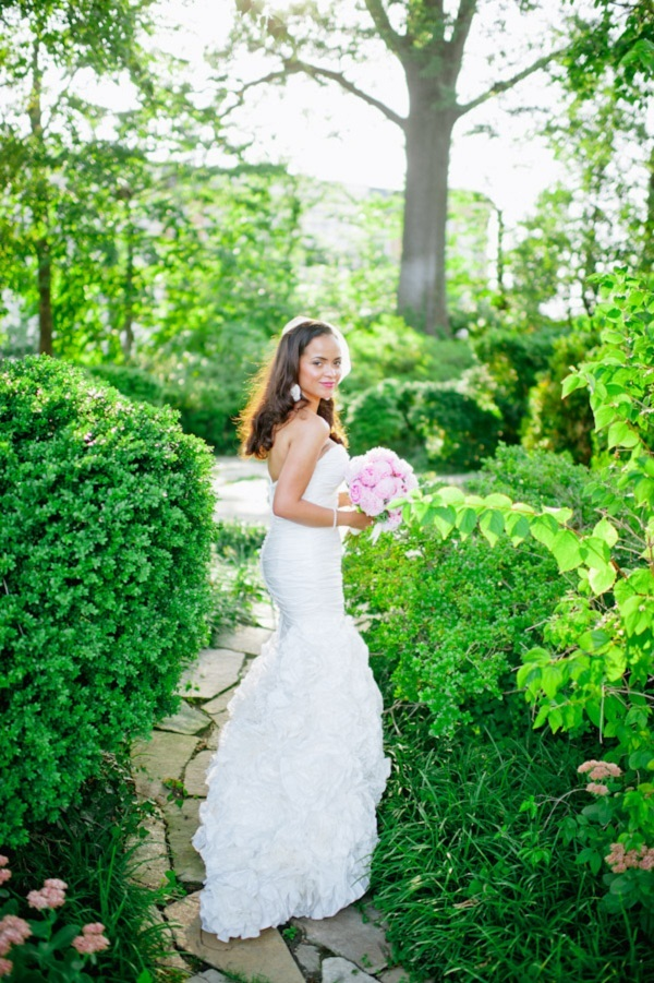 Bride, Outdoor, Portrait, Eliza don